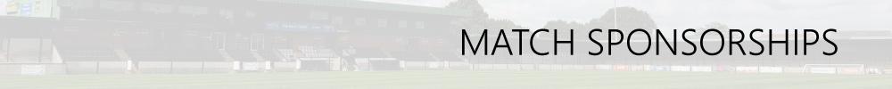 Salisbury FC MATCH-SPONSORSHIPS banner